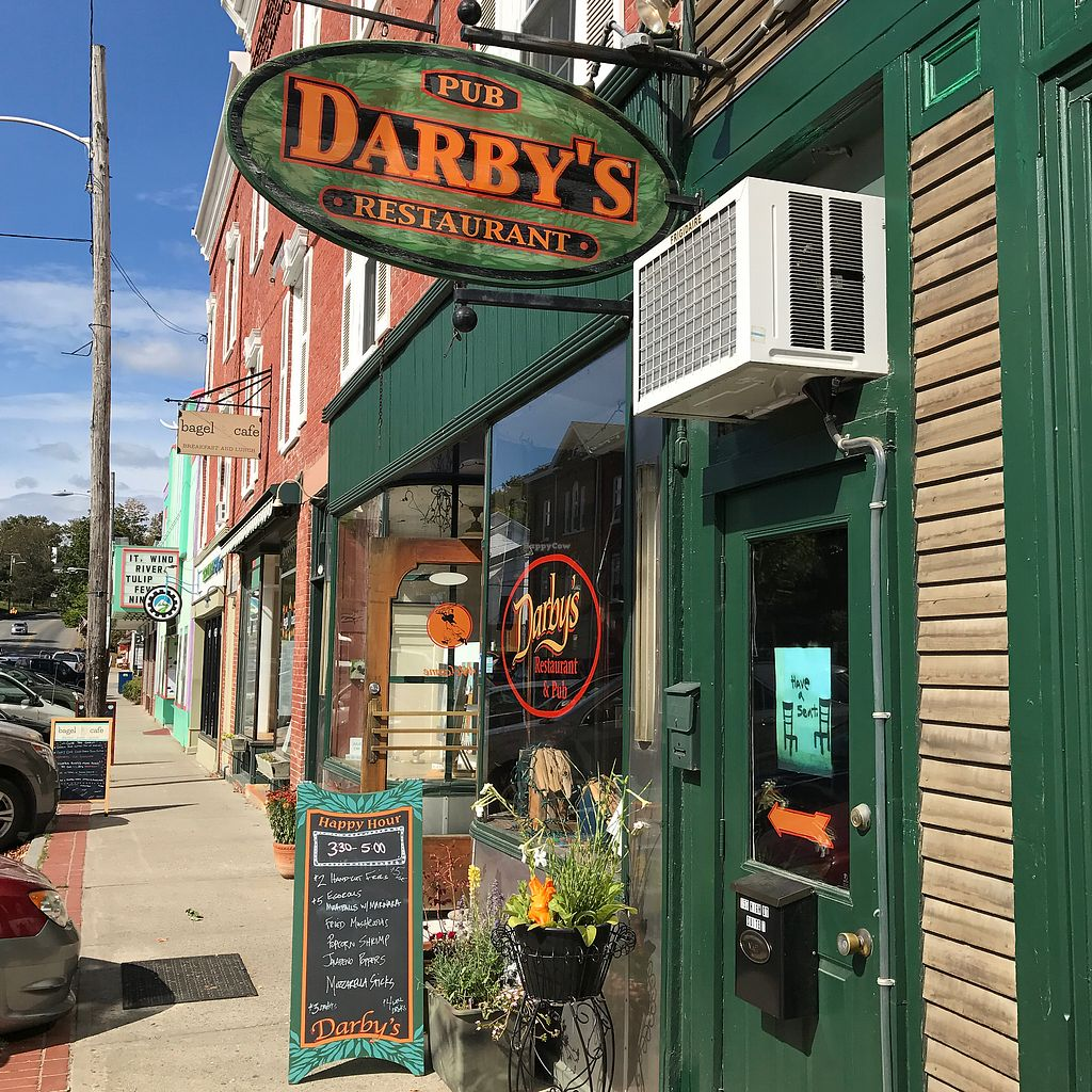 """Photo of Darby's Restaurant and Pub  by <a href=""""/members/profile/Sarah%20P"""">Sarah P</a> <br/>Outside <br/> September 30, 2017  - <a href='/contact/abuse/image/59349/310306'>Report</a>"""