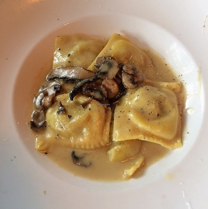 "Photo of Civico 1845  by <a href=""/members/profile/fullbellyhappyheart"">fullbellyhappyheart</a> <br/>Ravioli Boscailoa; housemade pasta filled with truffle wild mushroom sauce @ Civico 1845 <br/> June 20, 2017  - <a href='/contact/abuse/image/59355/271189'>Report</a>"