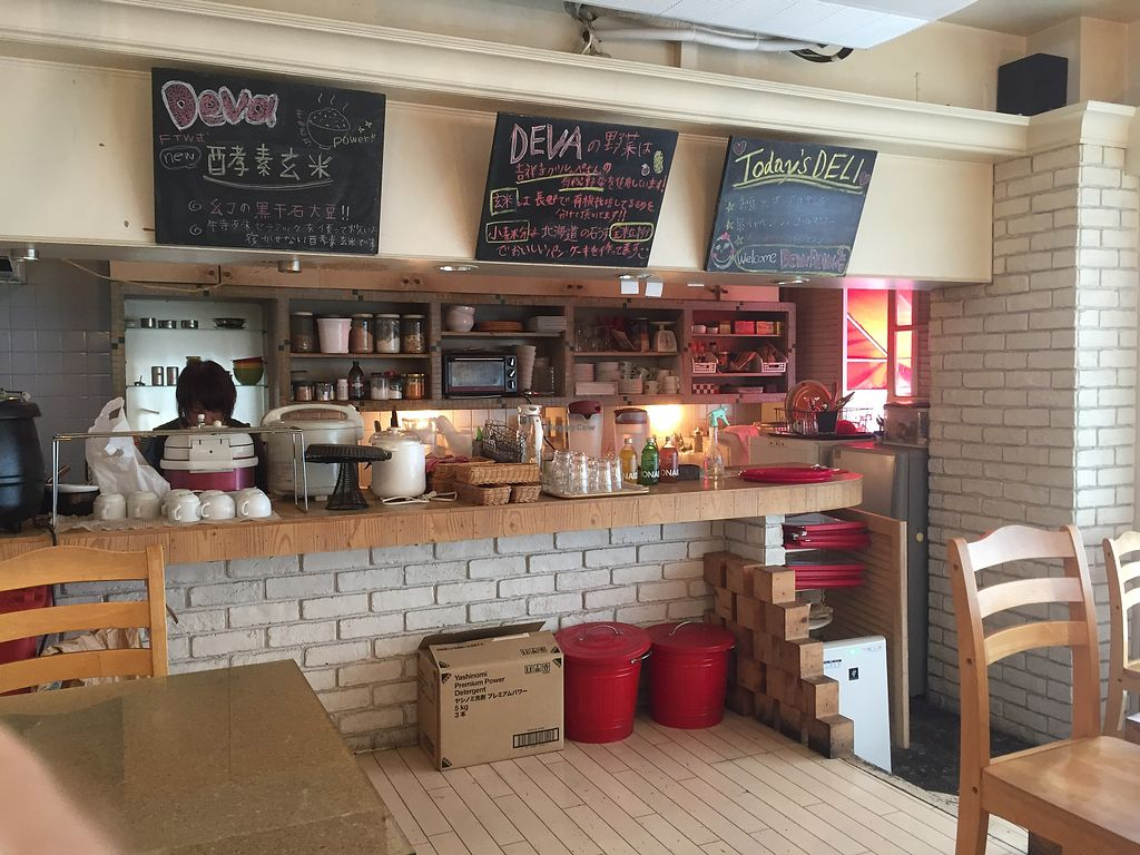 """Photo of DevaDeva Cafe  by <a href=""""/members/profile/iokan"""">iokan</a> <br/>Kitchen <br/> April 30, 2018  - <a href='/contact/abuse/image/5939/393057'>Report</a>"""