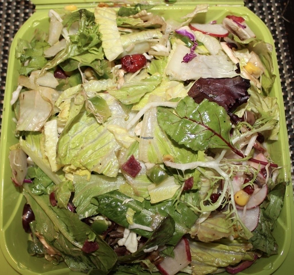 """Photo of Salata - Heights Blvd  by <a href=""""/members/profile/veggie_htx"""">veggie_htx</a> <br/>Create your own salad with vegan balsamic dressing <br/> August 12, 2016  - <a href='/contact/abuse/image/59416/167979'>Report</a>"""