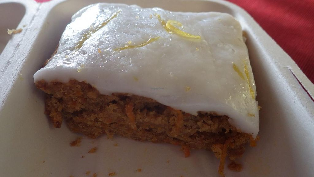 "Photo of Apple Tree Cafe  by <a href=""/members/profile/deadpledge"">deadpledge</a> <br/>Vegan Carrot Cake <br/> June 15, 2015  - <a href='/contact/abuse/image/59431/106041'>Report</a>"