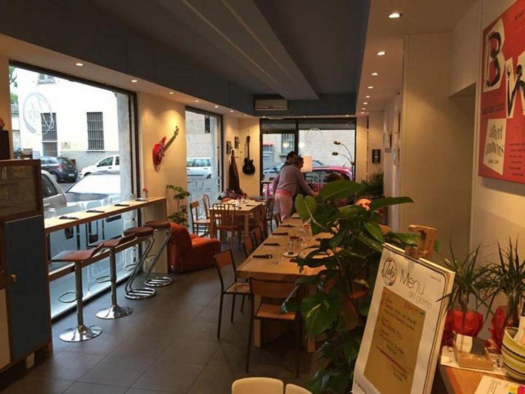 "Photo of Jaki Cafe e Cucina Naturale  by <a href=""/members/profile/community"">community</a> <br/>Jaki Cafe e Cucina Naturale <br/> June 14, 2015  - <a href='/contact/abuse/image/59445/105974'>Report</a>"