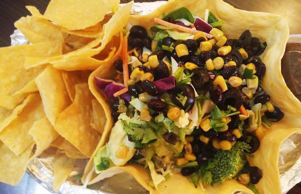 """Photo of Gezzo's Surf and Grille  by <a href=""""/members/profile/community"""">community</a> <br/>Taco Salad <br/> March 6, 2017  - <a href='/contact/abuse/image/59447/233331'>Report</a>"""