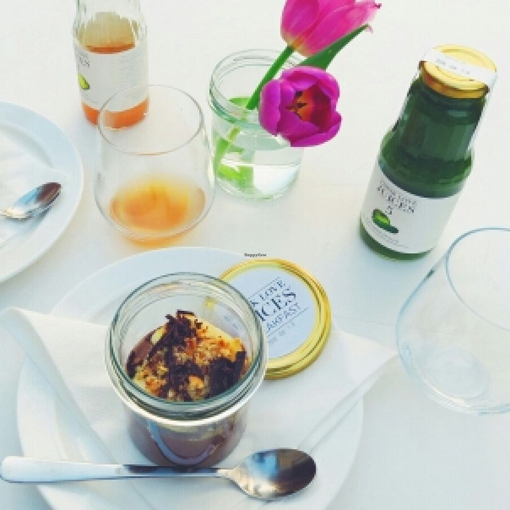 Photo of Think Love Juices & Vegan Food  by JenniferHamilton <br/>millet chocolate puddings <br/> April 25, 2016  - <a href='/contact/abuse/image/59473/146247'>Report</a>