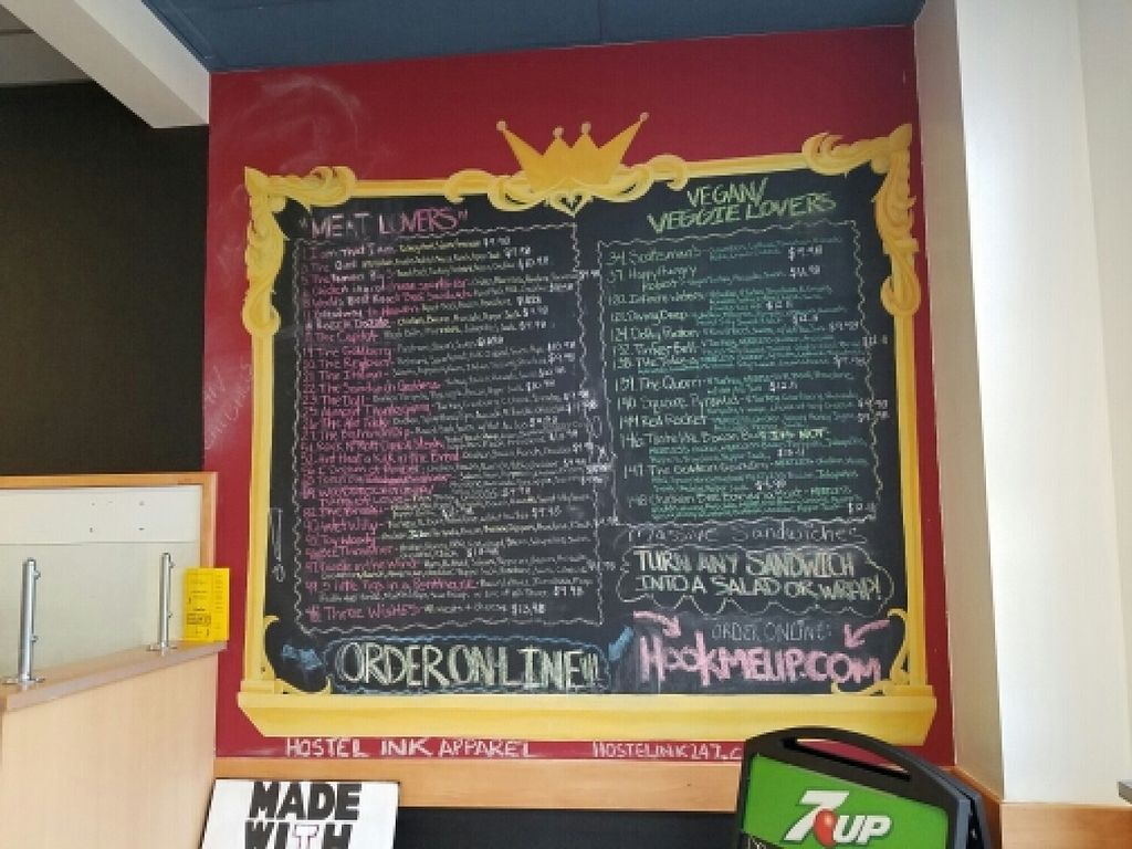 """Photo of CLOSED: Sammy's  by <a href=""""/members/profile/ChibiTiger"""">ChibiTiger</a> <br/>""""favorites"""" menu board <br/> June 1, 2016  - <a href='/contact/abuse/image/59509/151680'>Report</a>"""