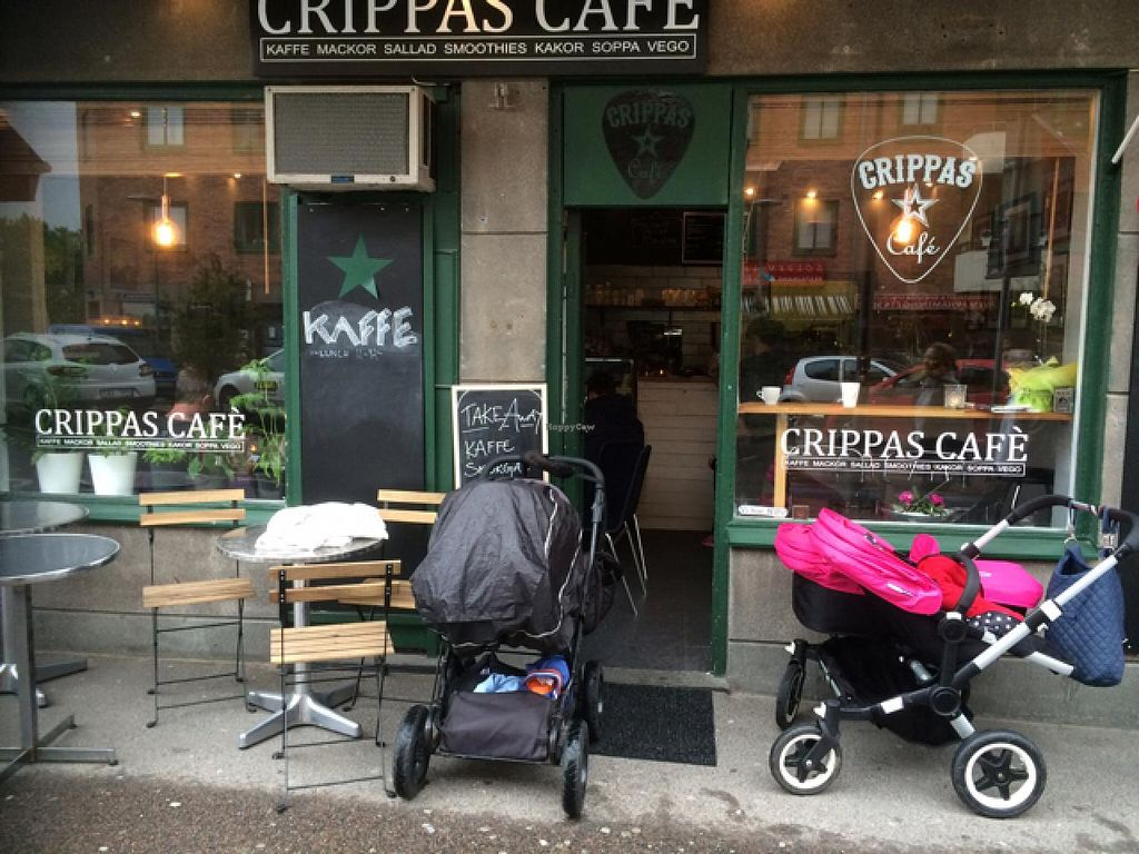 "Photo of Crippas Cafe  by <a href=""/members/profile/CrippasCafe"">CrippasCafe</a> <br/>the place! <br/> June 18, 2015  - <a href='/contact/abuse/image/59543/106406'>Report</a>"