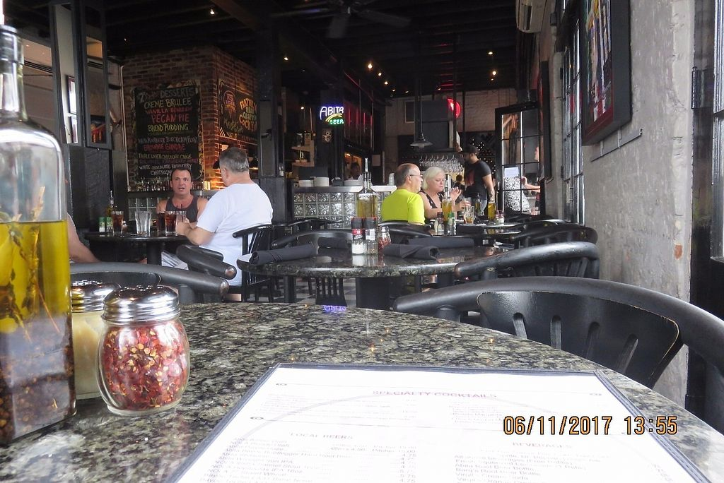 """Photo of Louisiana Pizza Kitchen  by <a href=""""/members/profile/tracyrocks"""">tracyrocks</a> <br/>inside <br/> June 18, 2017  - <a href='/contact/abuse/image/59548/270669'>Report</a>"""