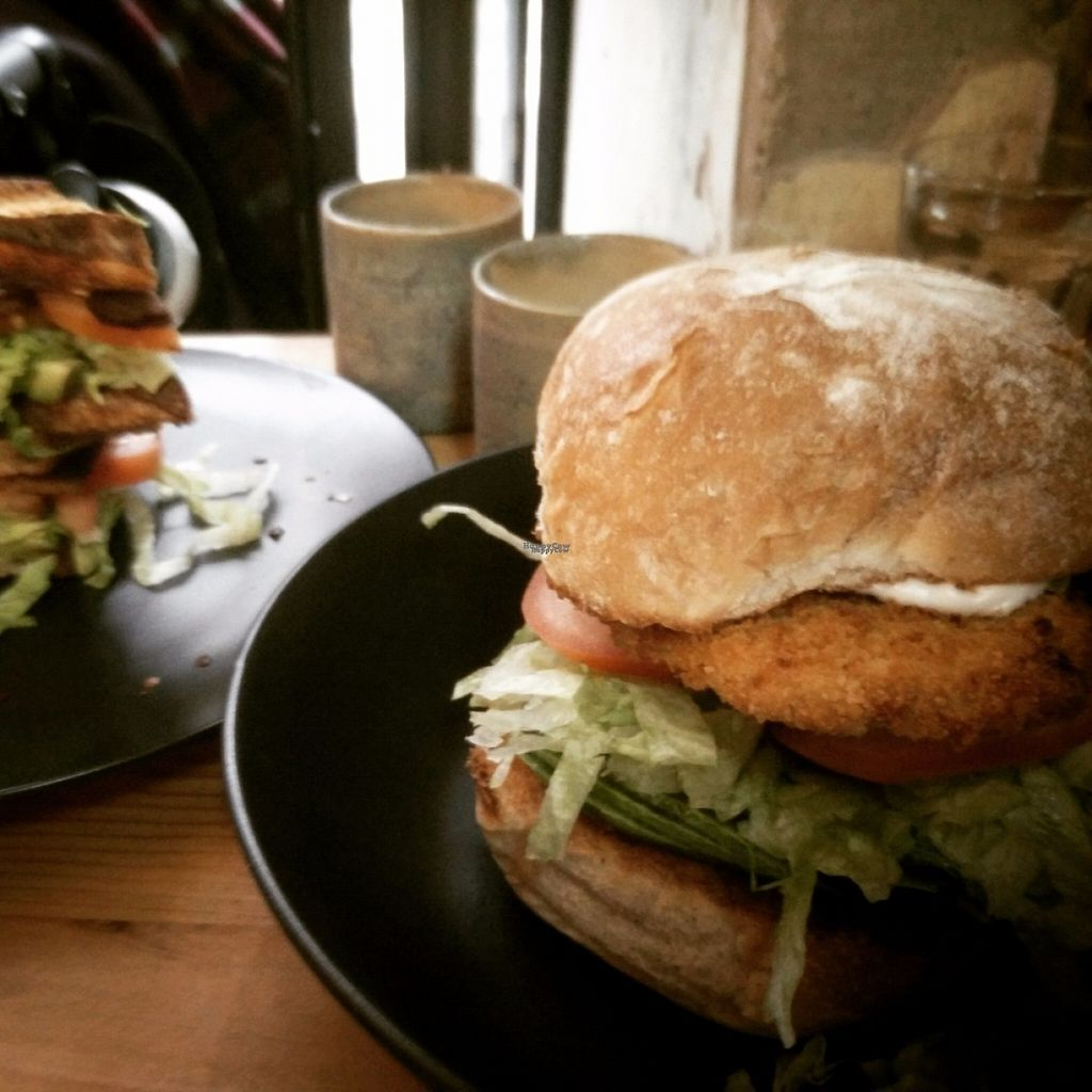 "Photo of CLOSED: VERD Kent Street  by <a href=""/members/profile/HannaGolingi"">HannaGolingi</a> <br/>Delicious vegan chicken burger <br/> August 15, 2016  - <a href='/contact/abuse/image/59556/168758'>Report</a>"