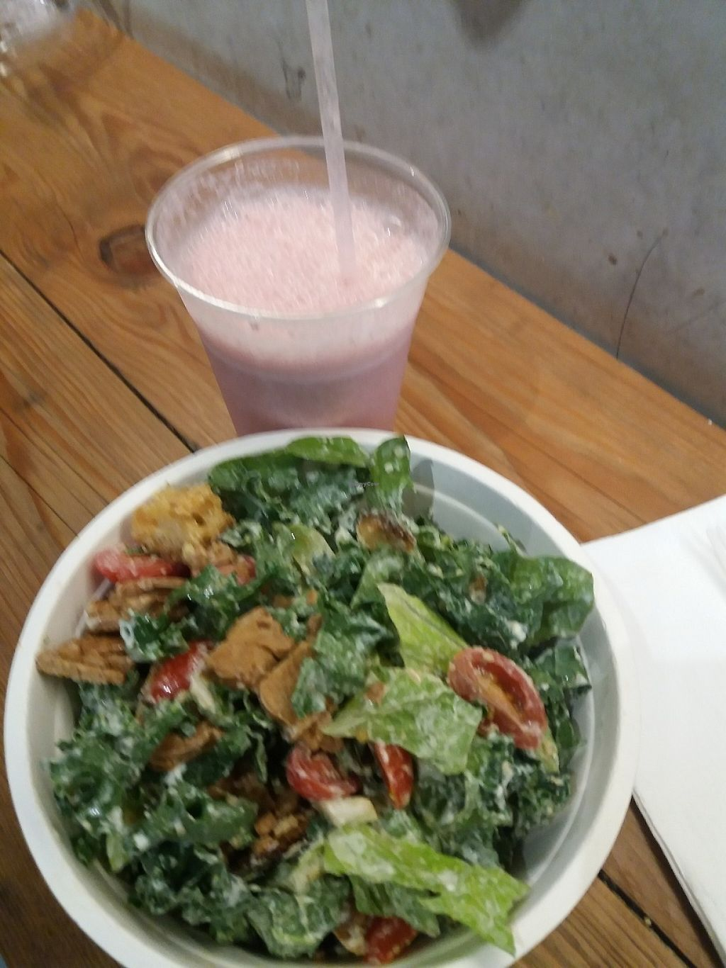 "Photo of CLOSED: VERD Kent Street  by <a href=""/members/profile/veganvirtues"">veganvirtues</a> <br/>One of their delicious salads <br/> May 11, 2017  - <a href='/contact/abuse/image/59556/257736'>Report</a>"