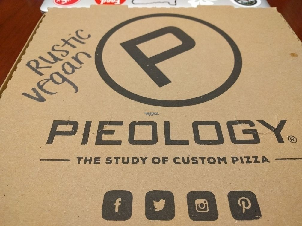 """Photo of Pieology  by <a href=""""/members/profile/JohnGardner"""">JohnGardner</a> <br/>Delivery <br/> October 5, 2016  - <a href='/contact/abuse/image/59562/179929'>Report</a>"""