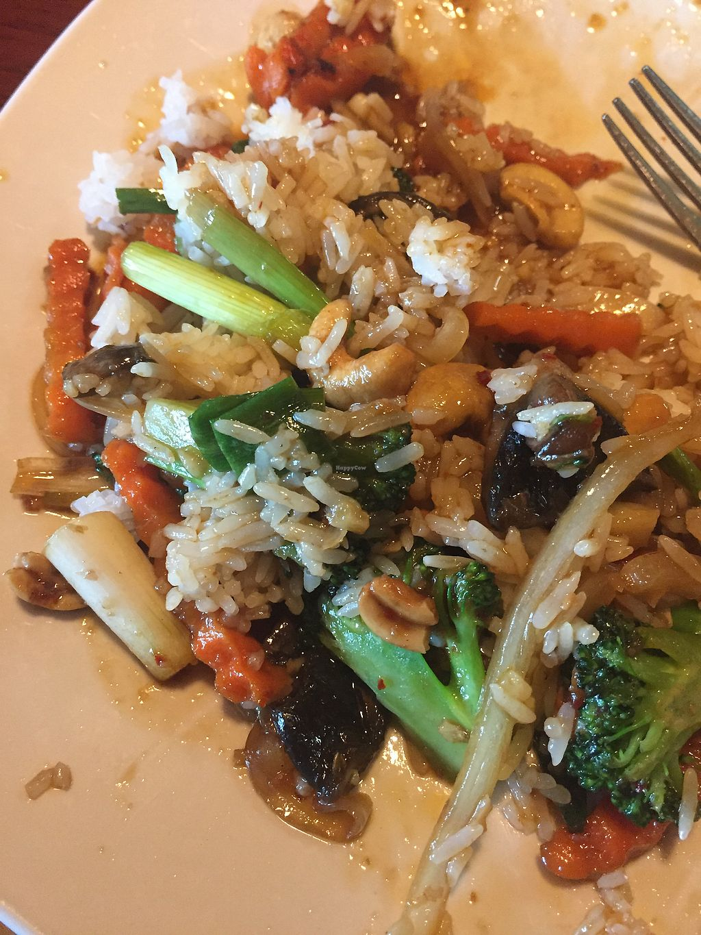 "Photo of Leela Thai Cuisine  by <a href=""/members/profile/veggiegal22"">veggiegal22</a> <br/>Pad Cashew <br/> July 11, 2017  - <a href='/contact/abuse/image/59565/278939'>Report</a>"