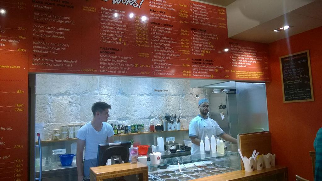 """Photo of Wok Bar  by <a href=""""/members/profile/Ensio"""">Ensio</a> <br/>Photo from inside added <br/> June 18, 2015  - <a href='/contact/abuse/image/59569/106454'>Report</a>"""