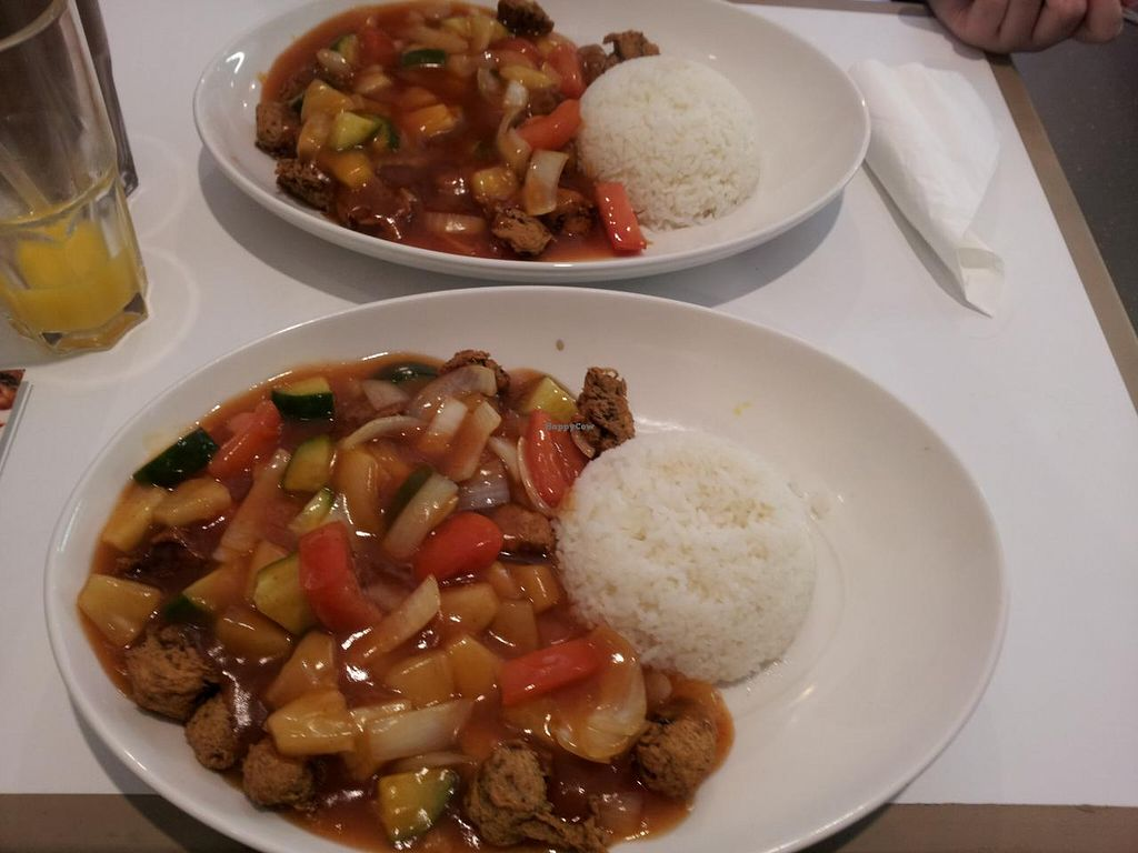 """Photo of Michelle's Cafe  by <a href=""""/members/profile/necius"""">necius</a> <br/>Sweet and Sour Mock Chicken at Michelle's Cafe <br/> June 18, 2015  - <a href='/contact/abuse/image/59578/106485'>Report</a>"""
