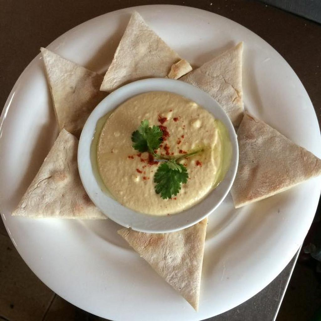 "Photo of Chile Rojo  by <a href=""/members/profile/community"">community</a> <br/>hummus with pita bread  <br/> June 22, 2015  - <a href='/contact/abuse/image/59581/106973'>Report</a>"