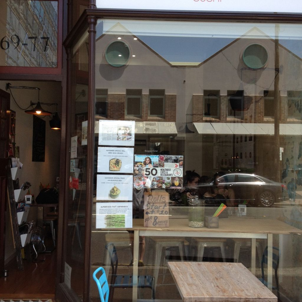"""Photo of CLOSED: Superfood Sushi  by <a href=""""/members/profile/JoeyHoppa"""">JoeyHoppa</a> <br/>early lunch <br/> November 23, 2015  - <a href='/contact/abuse/image/59593/126001'>Report</a>"""