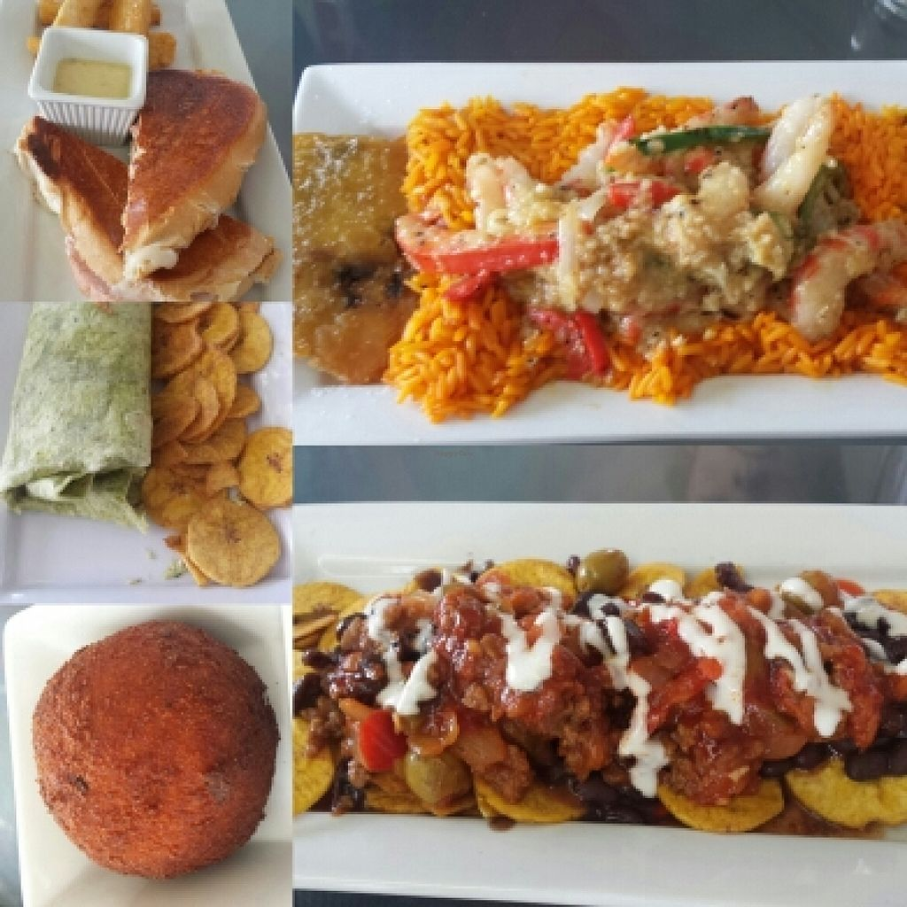 """Photo of Equelecua Cuban Cafe  by <a href=""""/members/profile/horseleach"""">horseleach</a> <br/>our lunch! <br/> February 28, 2016  - <a href='/contact/abuse/image/59617/138098'>Report</a>"""