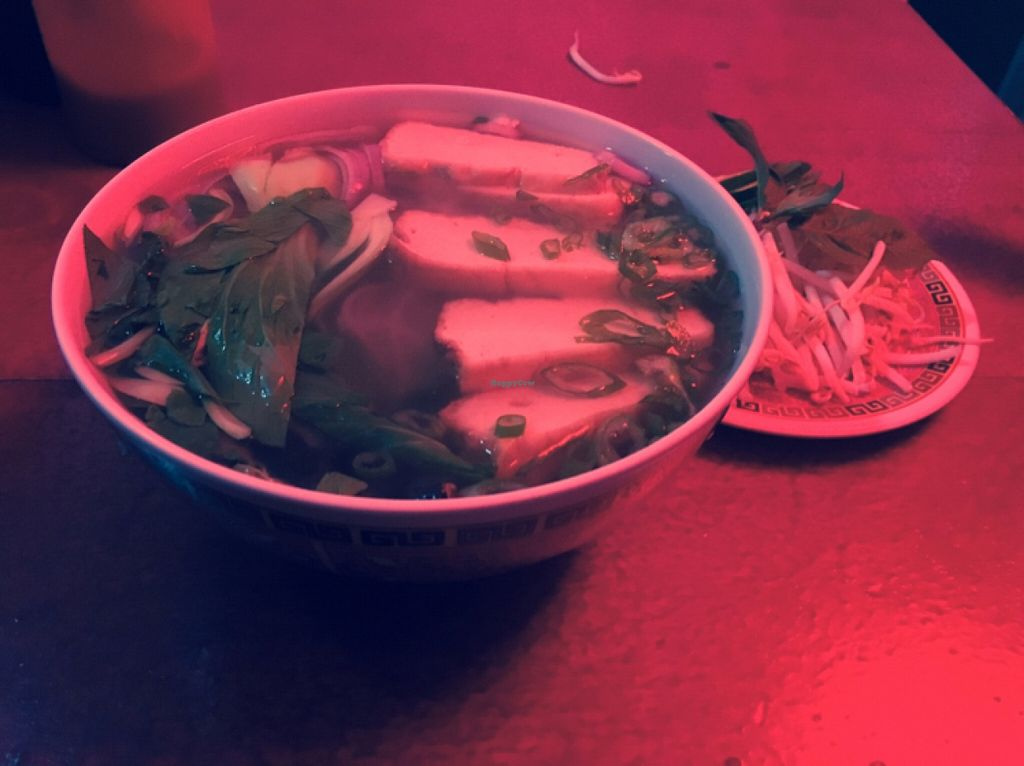 "Photo of Lucy's Vietnamese Kitchen  by <a href=""/members/profile/edwardbc"">edwardbc</a> <br/>Tofu Pho <br/> March 9, 2016  - <a href='/contact/abuse/image/59624/139477'>Report</a>"