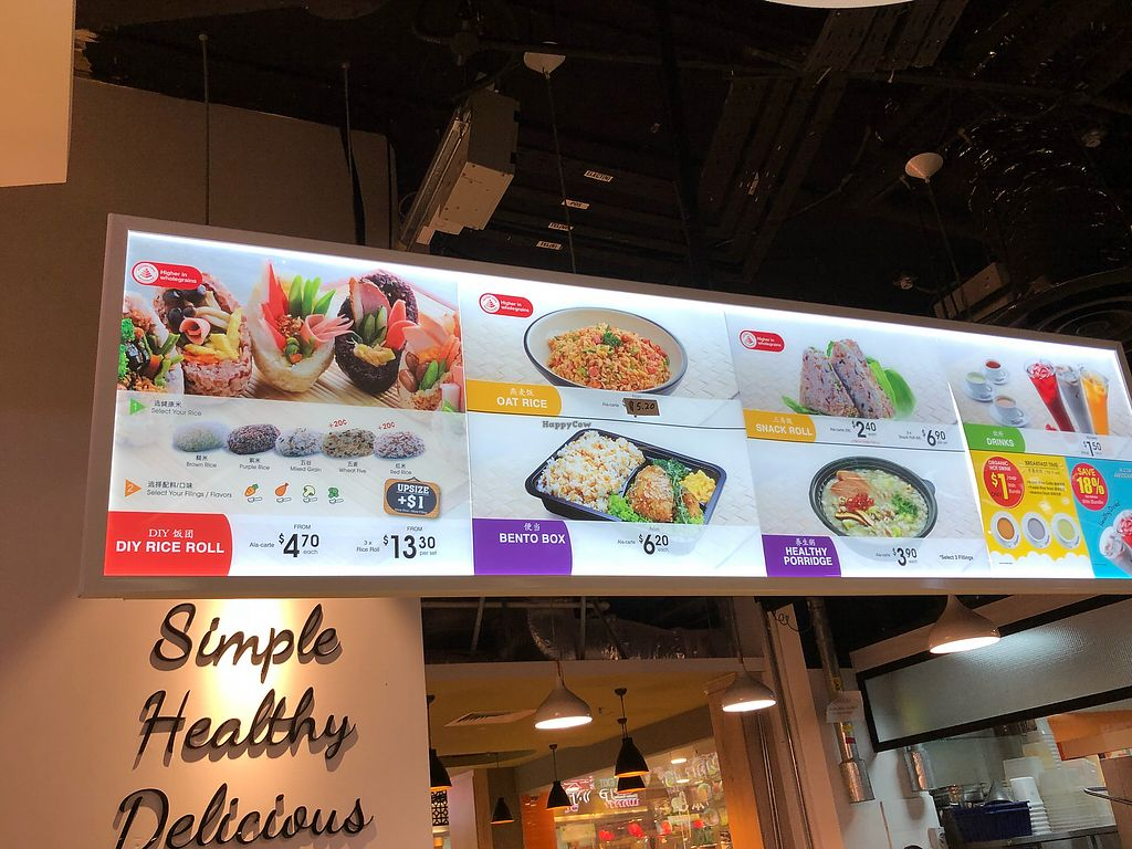 """Photo of QQrice - Hillion Mall  by <a href=""""/members/profile/CherylQuincy"""">CherylQuincy</a> <br/>Menu <br/> March 19, 2018  - <a href='/contact/abuse/image/59640/372866'>Report</a>"""