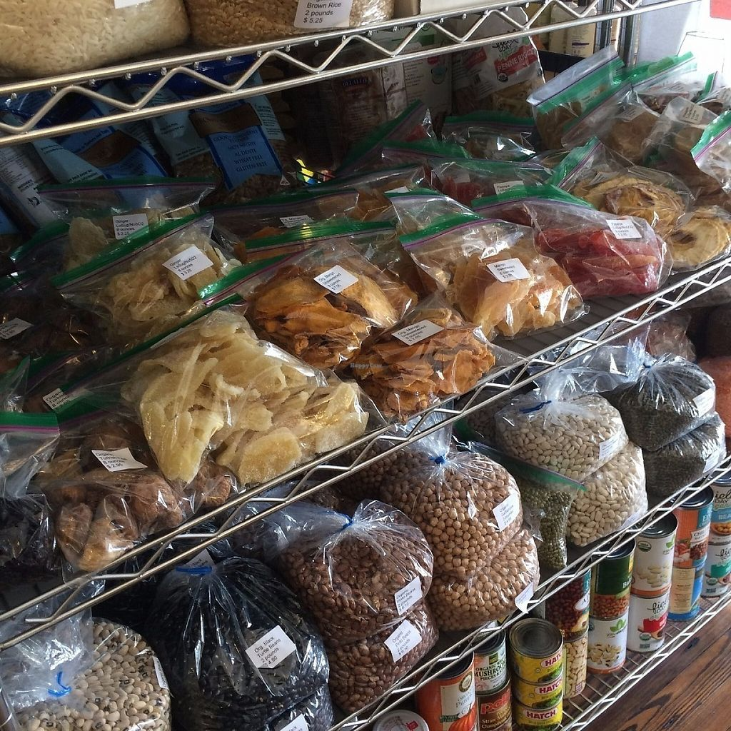 """Photo of Mooney's Market and Emporium  by <a href=""""/members/profile/KatieBush"""">KatieBush</a> <br/>dried goods <br/> June 6, 2017  - <a href='/contact/abuse/image/59684/266421'>Report</a>"""