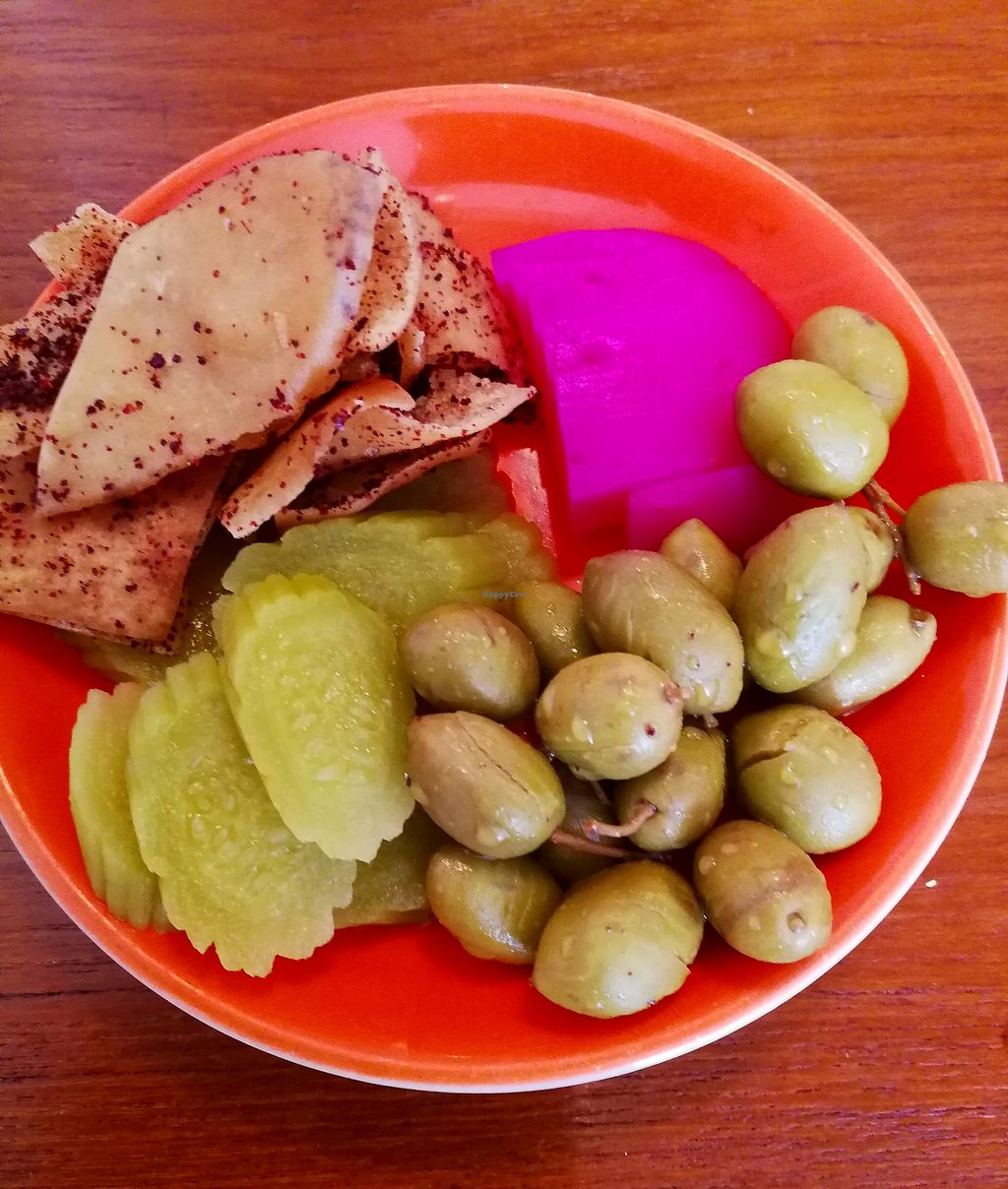 """Photo of Love and Peas  by <a href=""""/members/profile/Gudrun"""">Gudrun</a> <br/>Starter with pickles <br/> November 6, 2017  - <a href='/contact/abuse/image/59704/322415'>Report</a>"""