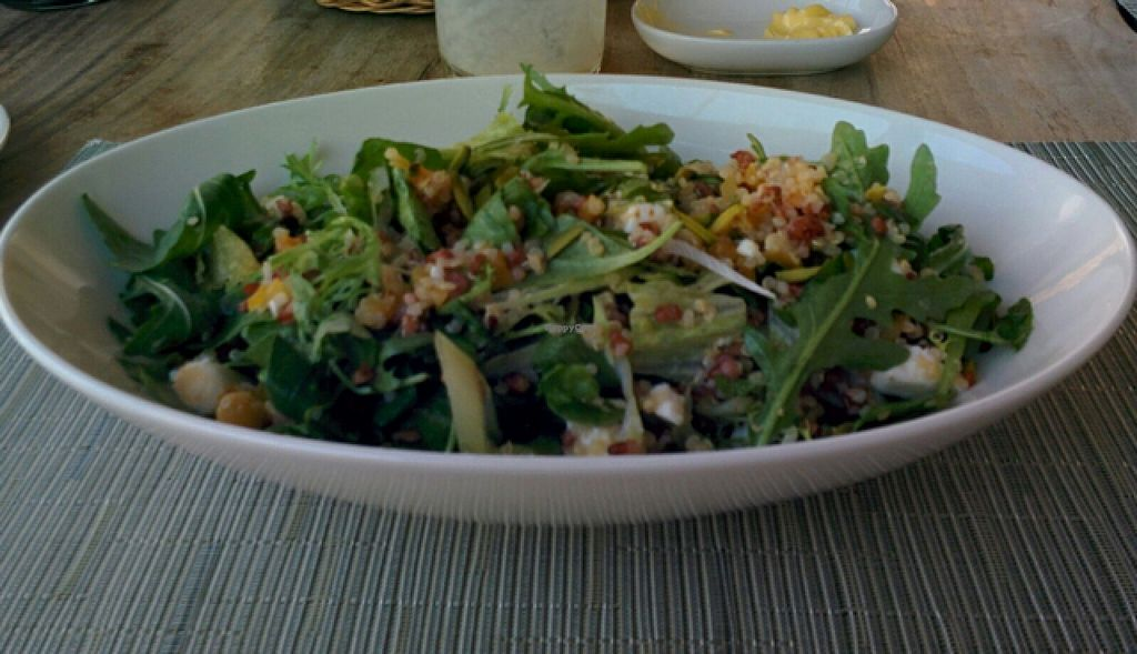 "Photo of The Farm  by <a href=""/members/profile/Kimxula"">Kimxula</a> <br/>quinoa and camarouge red rice salad <br/> August 28, 2015  - <a href='/contact/abuse/image/59705/115497'>Report</a>"