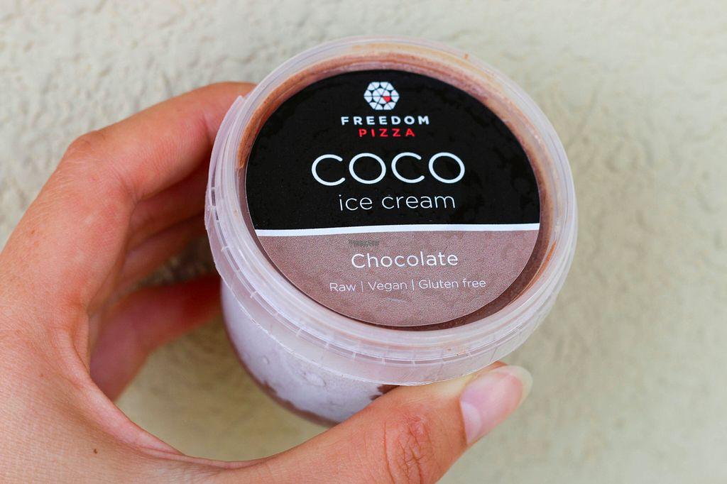 "Photo of Coco Yogo  by <a href=""/members/profile/myvegandubai"">myvegandubai</a> <br/>Raw Vegan Chocolate Ice Cream <br/> September 7, 2016  - <a href='/contact/abuse/image/59706/174124'>Report</a>"