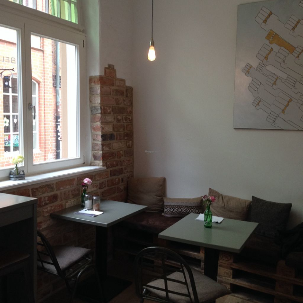 """Photo of Bell and Beans  by <a href=""""/members/profile/AudreyB"""">AudreyB</a> <br/>beautiful interior <br/> August 6, 2015  - <a href='/contact/abuse/image/59741/112584'>Report</a>"""