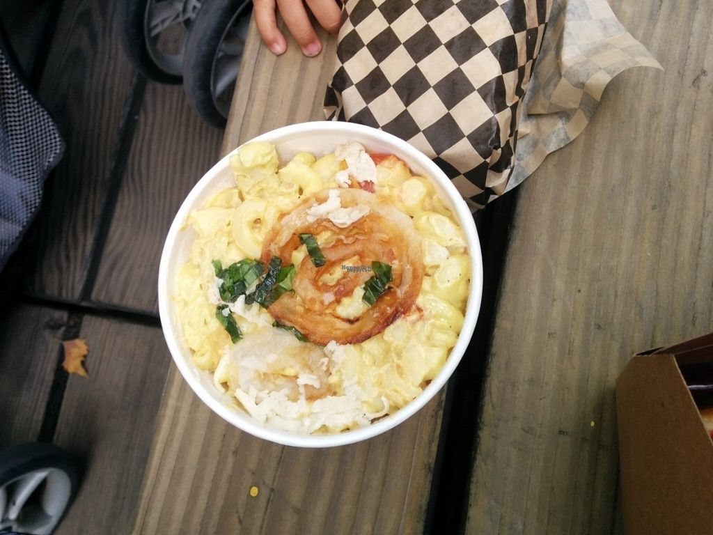 """Photo of Vtopia Cheese Shop and Deli  by <a href=""""/members/profile/MizzB"""">MizzB</a> <br/>Mac n cheese side; comfort food at its most delicious <br/> September 30, 2016  - <a href='/contact/abuse/image/59803/178747'>Report</a>"""