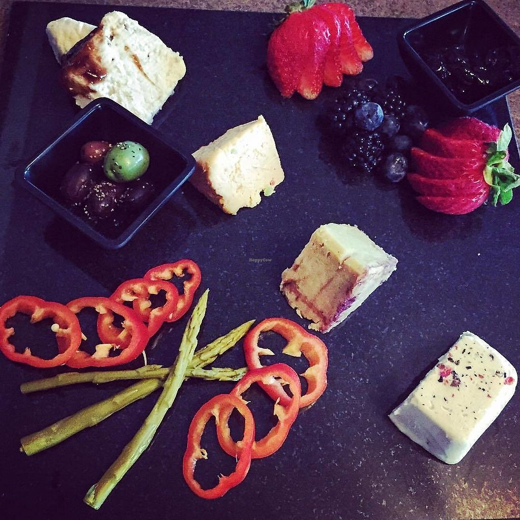 """Photo of Vtopia Cheese Shop and Deli  by <a href=""""/members/profile/LindseyElizabeth"""">LindseyElizabeth</a> <br/>Cheese platter <br/> August 29, 2017  - <a href='/contact/abuse/image/59803/298831'>Report</a>"""
