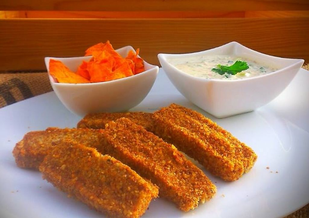 Photo of Zdravo Zivo  by Irina B <br/>Raw vegan sticks with sweet potato  <br/> January 19, 2016  - <a href='/contact/abuse/image/59846/243544'>Report</a>