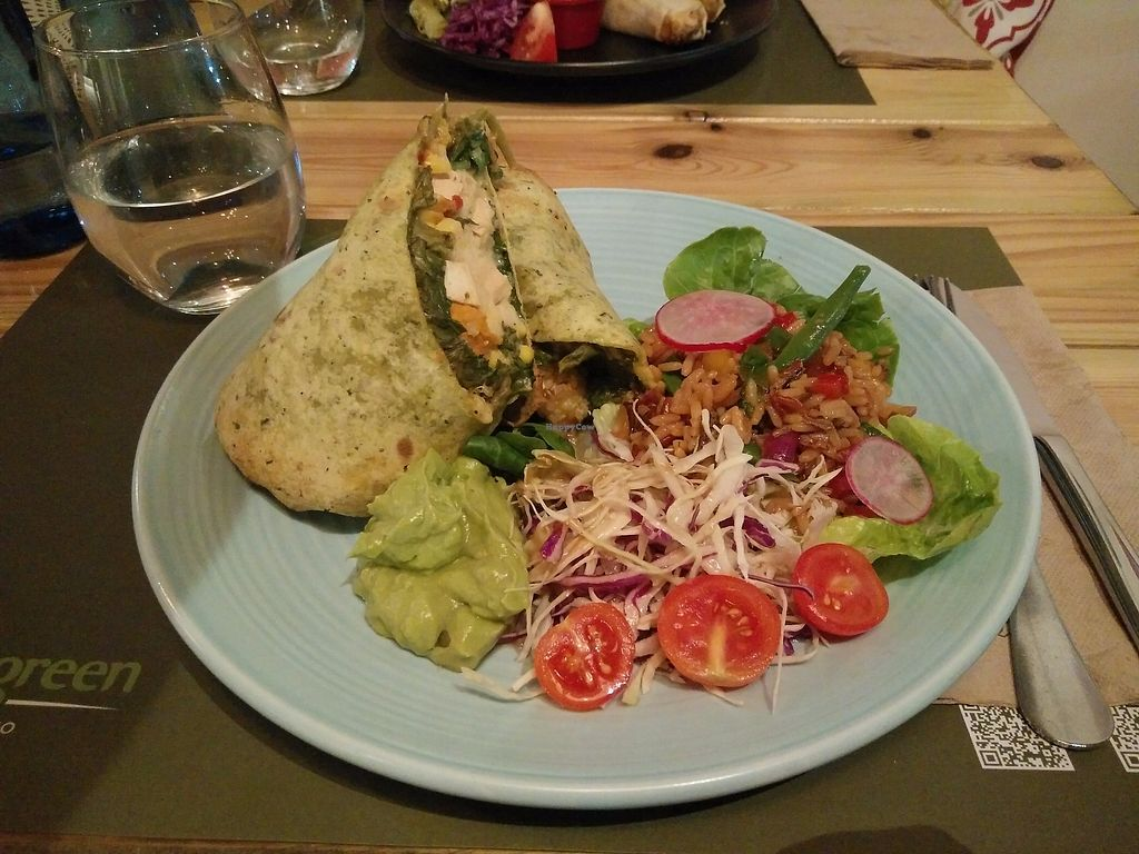 "Photo of BodhiGreen Vegetariano  by <a href=""/members/profile/martinicontomate"">martinicontomate</a> <br/>sweet potato burrito <br/> October 7, 2017  - <a href='/contact/abuse/image/59859/312910'>Report</a>"