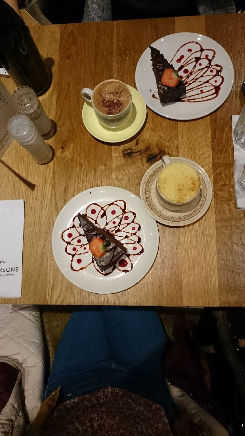 """Photo of Henderson's Vegan  by <a href=""""/members/profile/Layra"""">Layra</a> <br/>Chocolate nut cake <br/> October 24, 2017  - <a href='/contact/abuse/image/59873/318258'>Report</a>"""