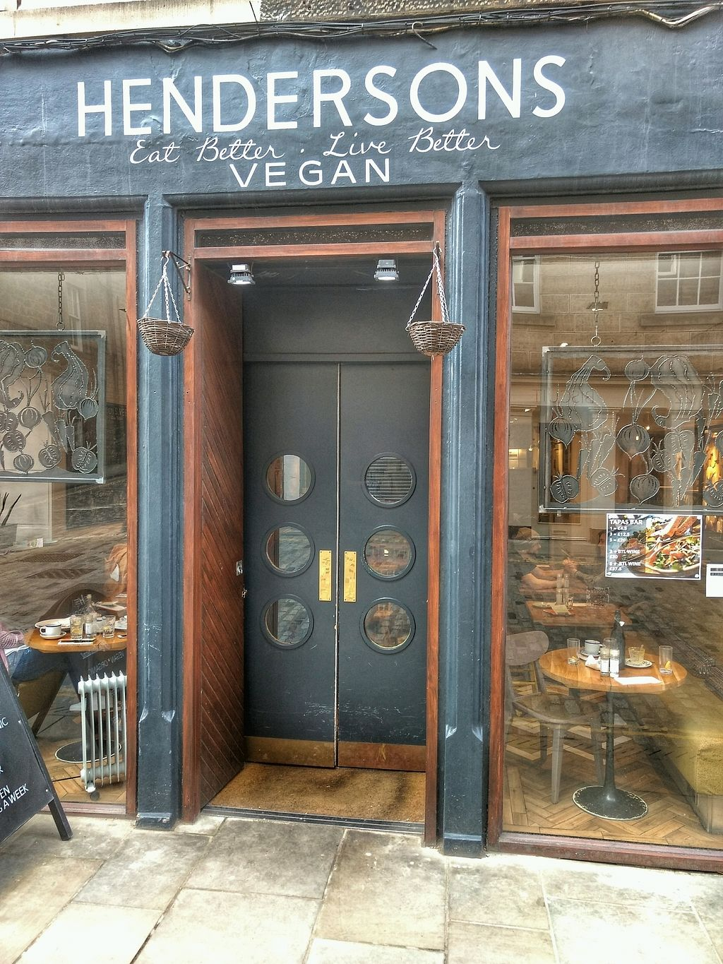 """Photo of Henderson's Vegan  by <a href=""""/members/profile/craigmc"""">craigmc</a> <br/>outside <br/> March 24, 2018  - <a href='/contact/abuse/image/59873/375399'>Report</a>"""