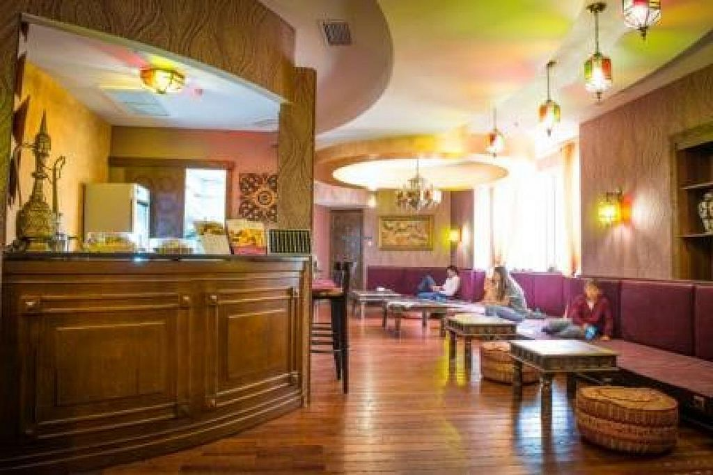 """Photo of ECO Bar at Golden Bridge Wellness Centre  by <a href=""""/members/profile/community"""">community</a> <br/>ECO Bar at Golden Bridge Wellness Centre <br/> June 24, 2015  - <a href='/contact/abuse/image/59877/107173'>Report</a>"""