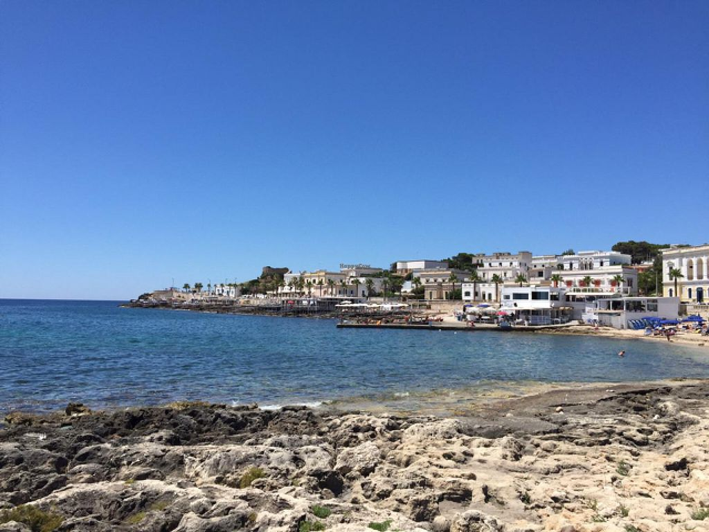 """Photo of Il Chiosco Leuca  by <a href=""""/members/profile/L_Almo_Clelarco"""">L_Almo_Clelarco</a> <br/>Sight from the terrace <br/> June 25, 2015  - <a href='/contact/abuse/image/59897/107276'>Report</a>"""