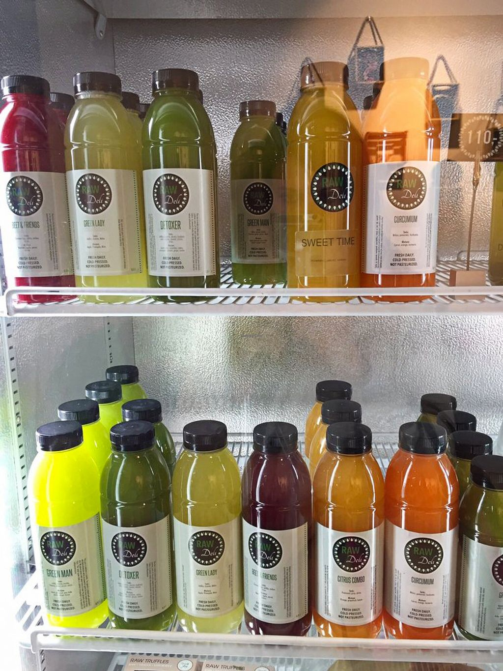 "Photo of CLOSED: The Raw Deli  by <a href=""/members/profile/MarkFromDevon"">MarkFromDevon</a> <br/>amazing choice of cold-pressed juices <br/> May 18, 2016  - <a href='/contact/abuse/image/59900/149719'>Report</a>"