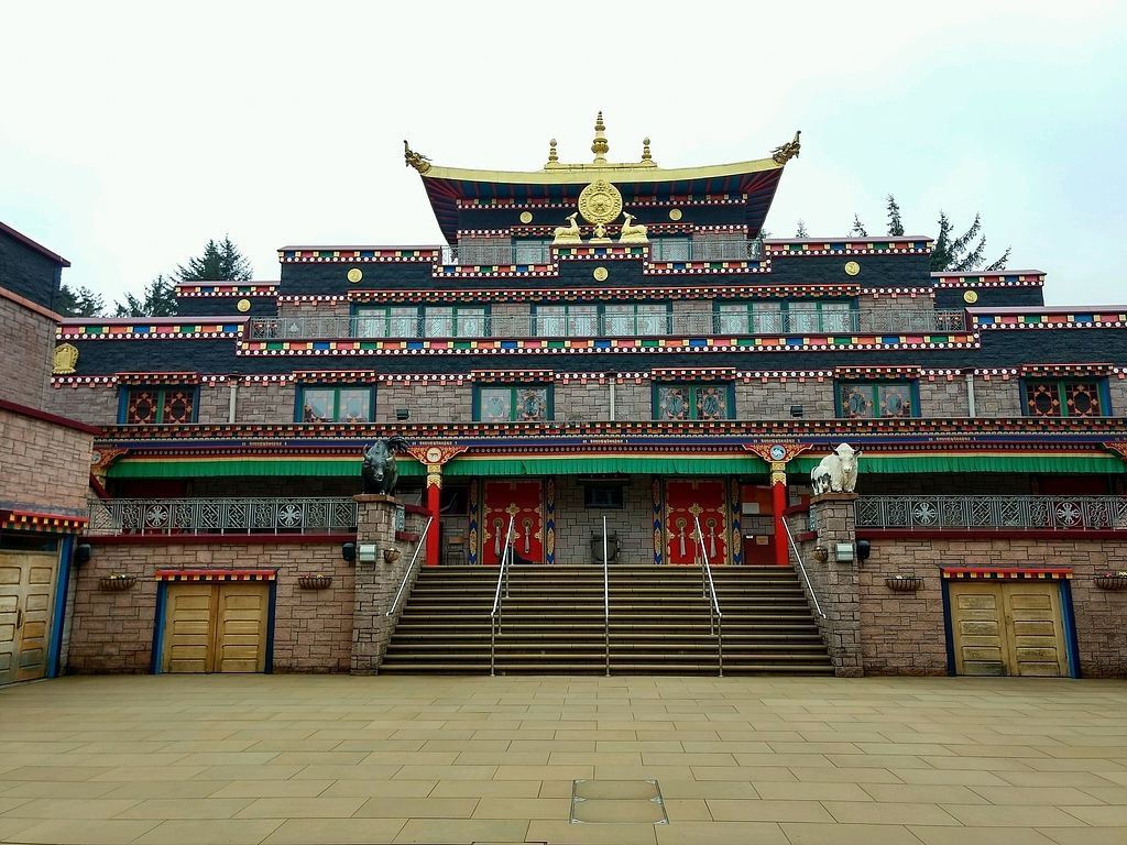 "Photo of Kagyu Samye Ling Monastery and Tibetan Centre  by <a href=""/members/profile/craigmc"">craigmc</a> <br/>bosh <br/> April 13, 2018  - <a href='/contact/abuse/image/59905/385222'>Report</a>"