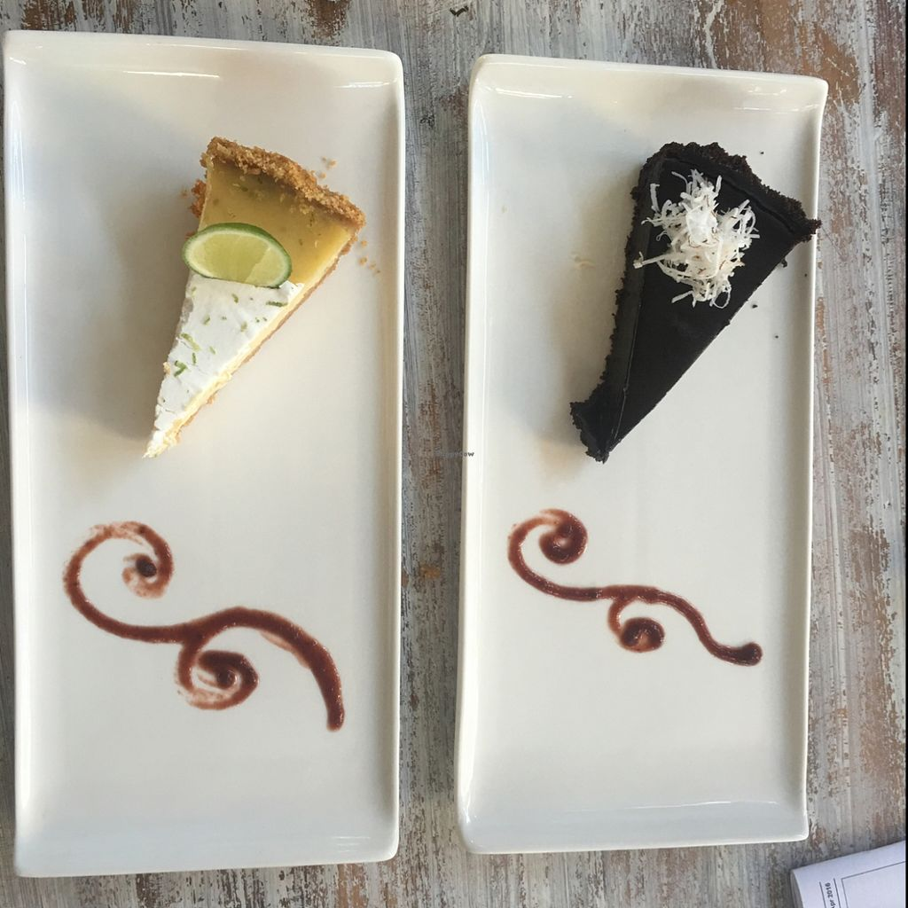 "Photo of Malaika Secret Moksha  by <a href=""/members/profile/happycandy"">happycandy</a> <br/>key lime pie & chocolate pie  <br/> April 27, 2016  - <a href='/contact/abuse/image/59907/146419'>Report</a>"