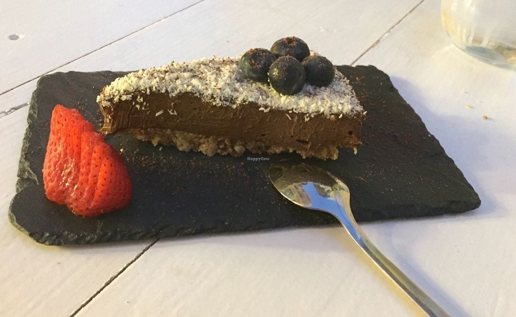 """Photo of CLOSED: Port Amore  by <a href=""""/members/profile/Chakotay"""">Chakotay</a> <br/>raw, sugar-free torte <br/> July 29, 2016  - <a href='/contact/abuse/image/59914/163068'>Report</a>"""
