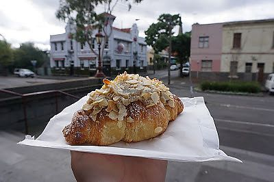 "Photo of Smith & Deli  by <a href=""/members/profile/jojoinbrighton"">jojoinbrighton</a> <br/>Almond Croissant <br/> August 5, 2017  - <a href='/contact/abuse/image/59946/289077'>Report</a>"