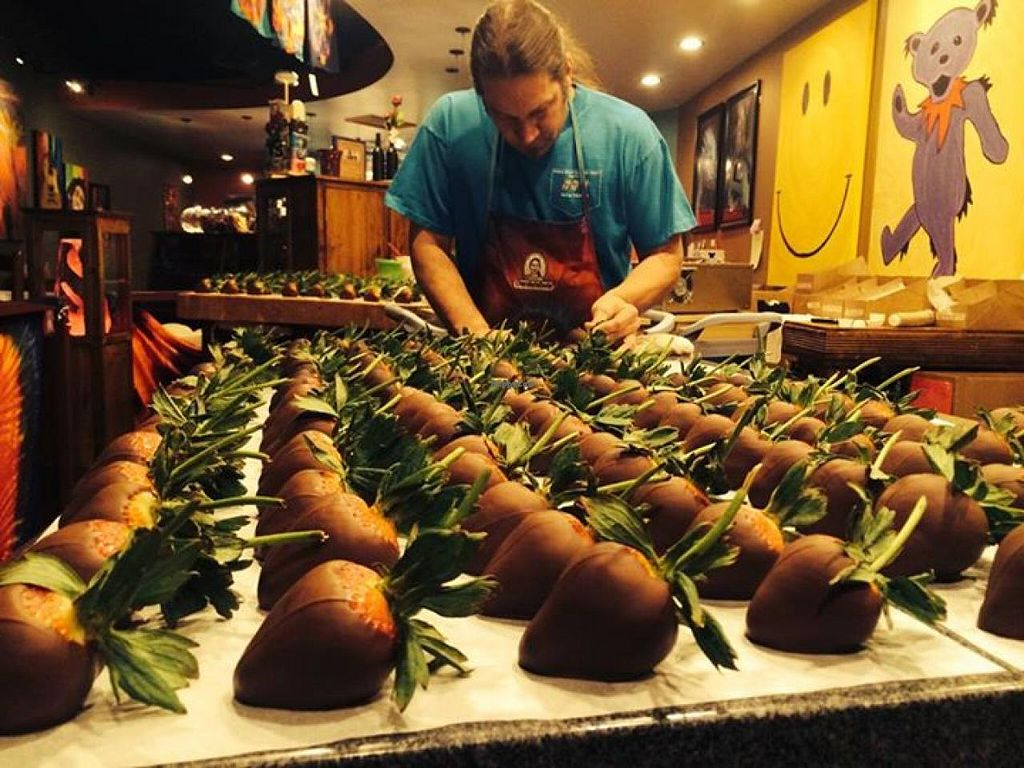 """Photo of The Chocolate Dude  by <a href=""""/members/profile/community"""">community</a> <br/>The Chocolate Dude <br/> June 26, 2015  - <a href='/contact/abuse/image/59958/107378'>Report</a>"""