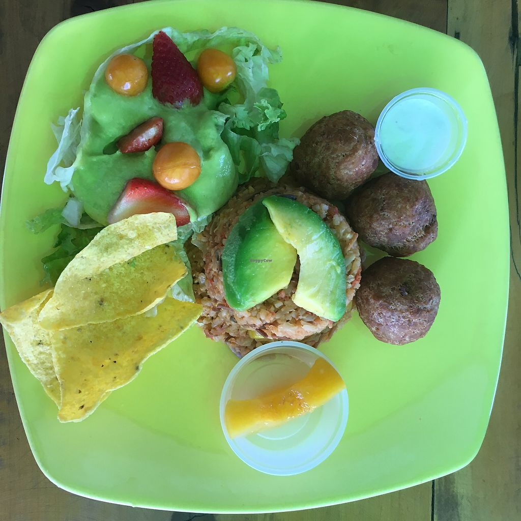 """Photo of El Vegano Andante  by <a href=""""/members/profile/oikogenia"""">oikogenia</a> <br/>delicious composition  <br/> August 16, 2017  - <a href='/contact/abuse/image/59977/293343'>Report</a>"""