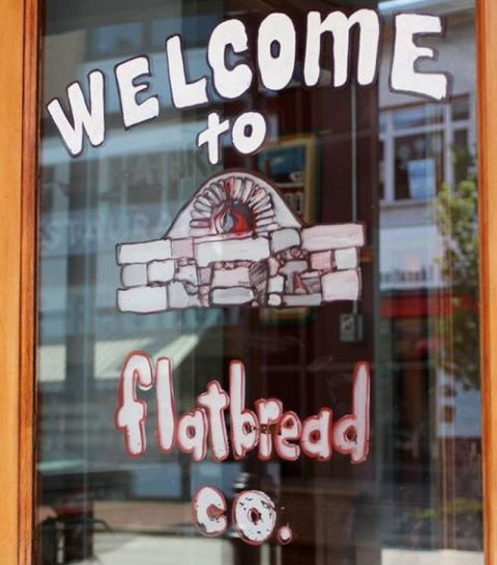 """Photo of The Flatbread Company  by <a href=""""/members/profile/community"""">community</a> <br/> The Flatbread Company <br/> July 2, 2015  - <a href='/contact/abuse/image/59984/208474'>Report</a>"""