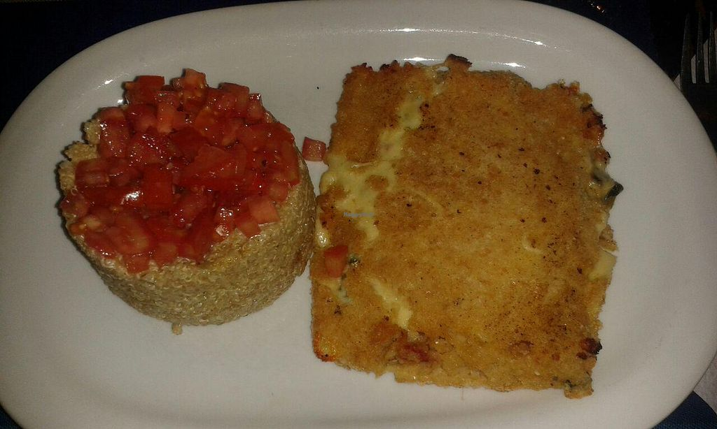 """Photo of Pacha Manka  by <a href=""""/members/profile/liz88"""">liz88</a> <br/>creamy quinoa with tomato and veg in breadcrumb <br/> June 29, 2015  - <a href='/contact/abuse/image/59996/107611'>Report</a>"""