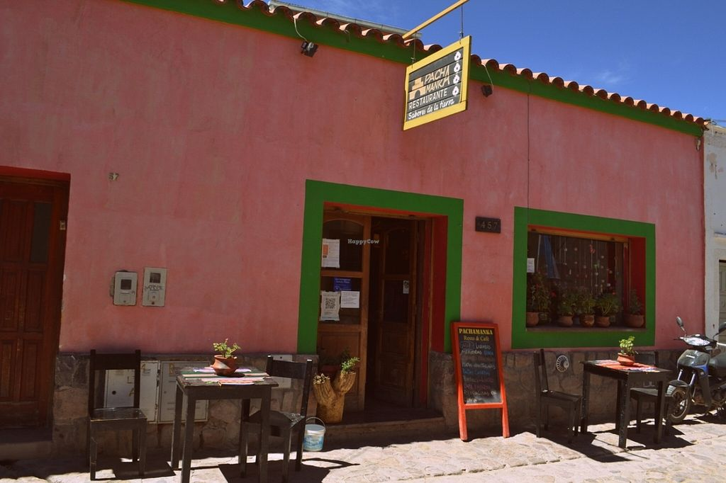 """Photo of Pacha Manka  by <a href=""""/members/profile/bruno.assaz"""">bruno.assaz</a> <br/>Front of the restaurant, in a traditional building of northern Argentina <br/> April 11, 2016  - <a href='/contact/abuse/image/59996/143919'>Report</a>"""
