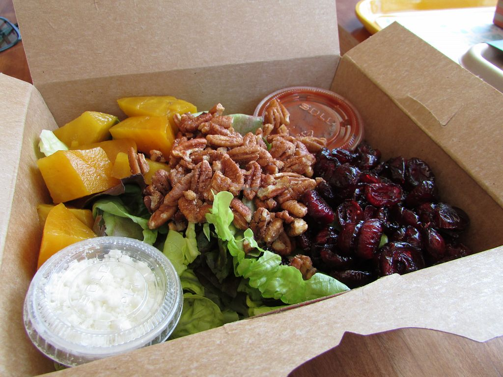 "Photo of Amy's Drive Thru  by <a href=""/members/profile/RII"">RII</a> <br/>Great salads <br/> August 3, 2015  - <a href='/contact/abuse/image/60011/112097'>Report</a>"