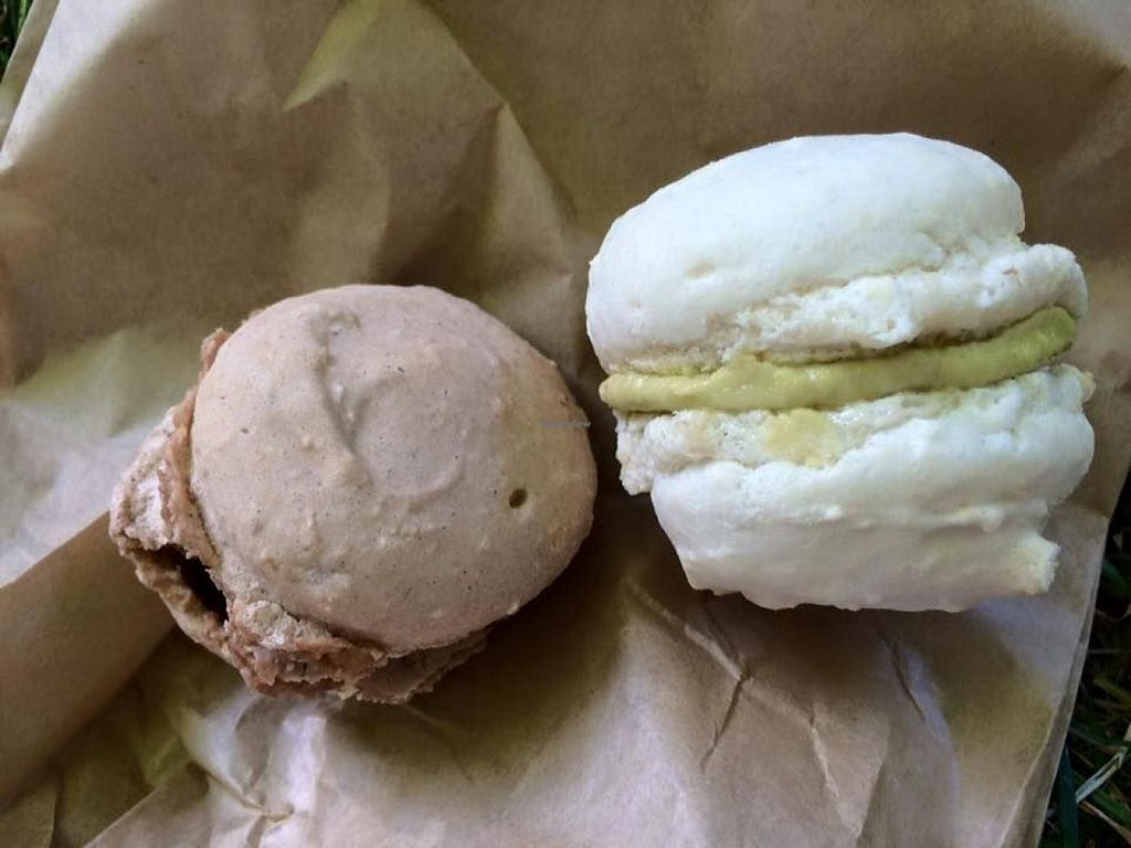 """Photo of Passion Flour Patisserie  by <a href=""""/members/profile/Meggie%20and%20Ben"""">Meggie and Ben</a> <br/>Macaroons  <br/> June 29, 2015  - <a href='/contact/abuse/image/60018/107703'>Report</a>"""