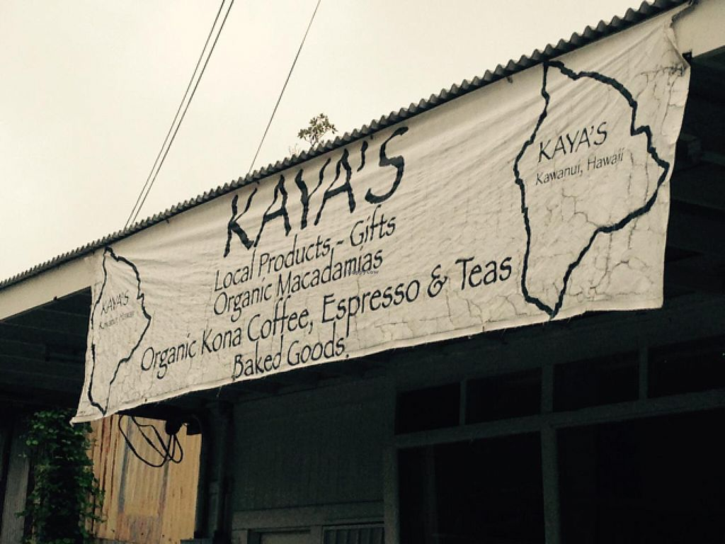 """Photo of Kaya's  by <a href=""""/members/profile/Labylala"""">Labylala</a> <br/>store sign <br/> June 29, 2015  - <a href='/contact/abuse/image/60021/107713'>Report</a>"""