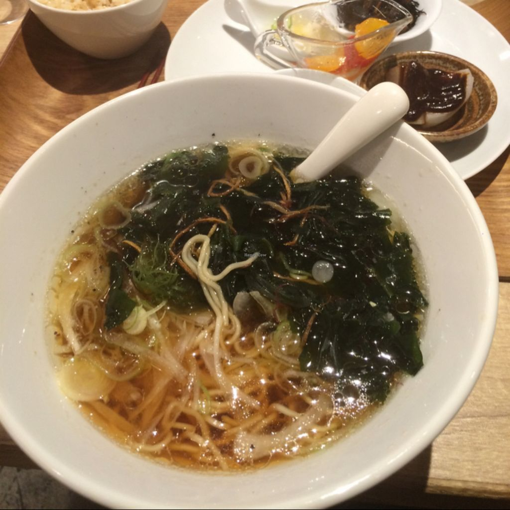 """Photo of CLOSED: Cafe the 6BT  by <a href=""""/members/profile/Brinielou"""">Brinielou</a> <br/>Soy Sauce Ramen Lunch Set <br/> May 7, 2016  - <a href='/contact/abuse/image/60065/147989'>Report</a>"""