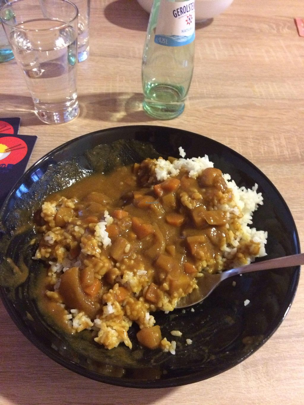 "Photo of Chibiya  by <a href=""/members/profile/vegrace"">vegrace</a> <br/>Japanese curry (vegan) <br/> August 5, 2015  - <a href='/contact/abuse/image/60084/112442'>Report</a>"